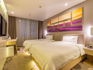 Lavande Hotel (Xuzhou East High-speed Railway Station Jinshanqiao Development Zone)