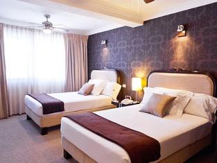 ホテル クララ ルナ
