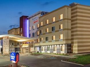 Fairfield Inn & Suites by Marriott Fayetteville North