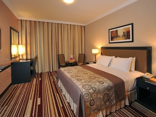 Executive Suites by Mourouj Gloria, Superior Hotel Apartments
