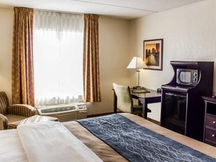 Comfort Inn Near Rocky Mount Sports Complex