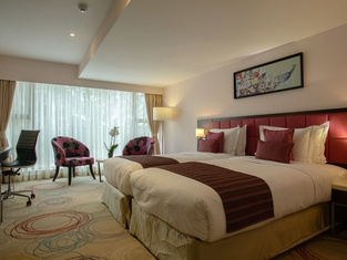 The Concord Hotel & Suites Nairobi