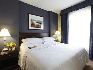 Sheraton Suites Columbus Worthington