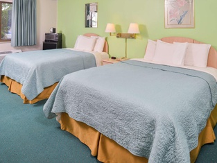 Americas Best Value Inn & Suites Bluffton