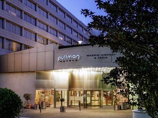 Pullman Мадрид Аэропорт и Фериа