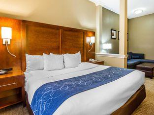 Comfort Suites Mattoon Illinois
