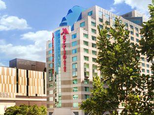 多倫多伊頓中心萬豪酒店