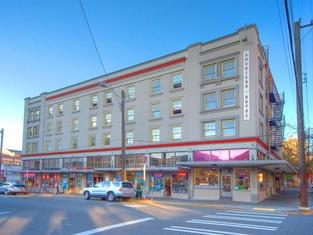 HI - シアトル アット アメリカン ホテル ホステル