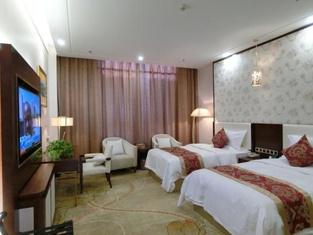 Alxa Left Badain Jaran Hotel