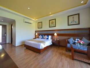 Ngwe Saung Yacht Club & Resort