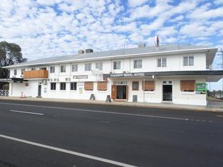 ウォリゴ ホテル モーテル カナマラ