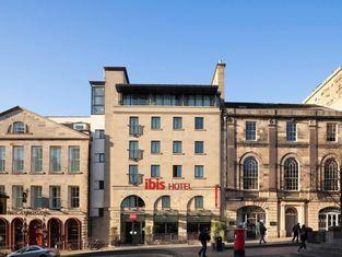 ibis Edinburgh Centre Royal Mile - Hunter Square (nuevas habit.)