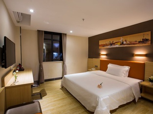 7Days Inn Xinyang Xinxian Jiefang Road
