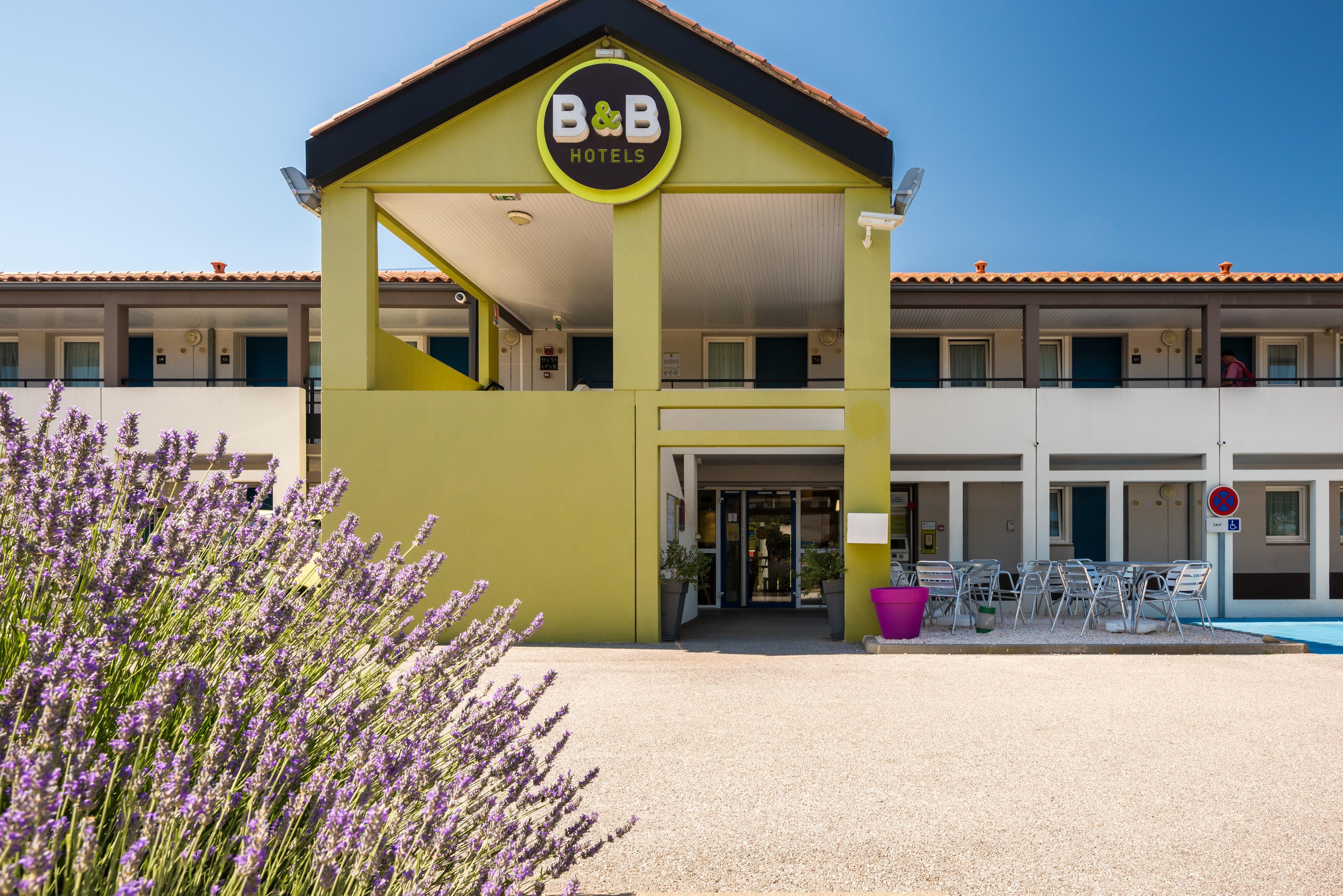 B&B Hôtel Perpignan Sud Porte d'Espagne, Perpignan Hotels