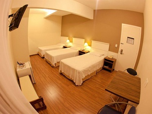 Planalto Select Hotel Ponta Grossa