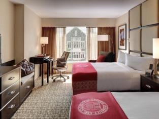 The Statler Hotel at Cornell University