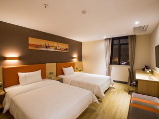 IU Hotel Kashgar Yecheng 315 National Highway Lanqiao Branch