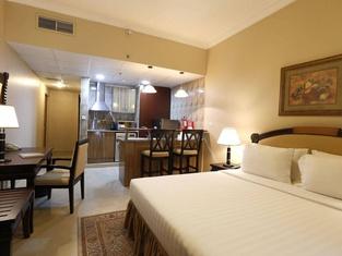 Ezdan Hotel, Residences