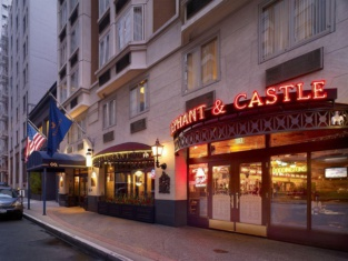 Club Quarters Hotel in San Francisco