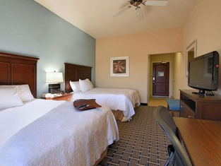 Hampton Inn and Suites New Iberia