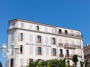 The Originals Boutique, Grand Hôtel de la Gare, Toulon (Inter-Hotel)
