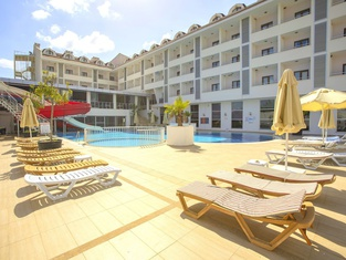 Dalaman Airport Lykia Resort & Spa Hotel