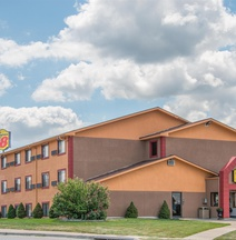 Super 8 by Wyndham Kansas City at Barry Road/Airport