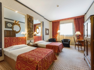 米兰美利亚酒店