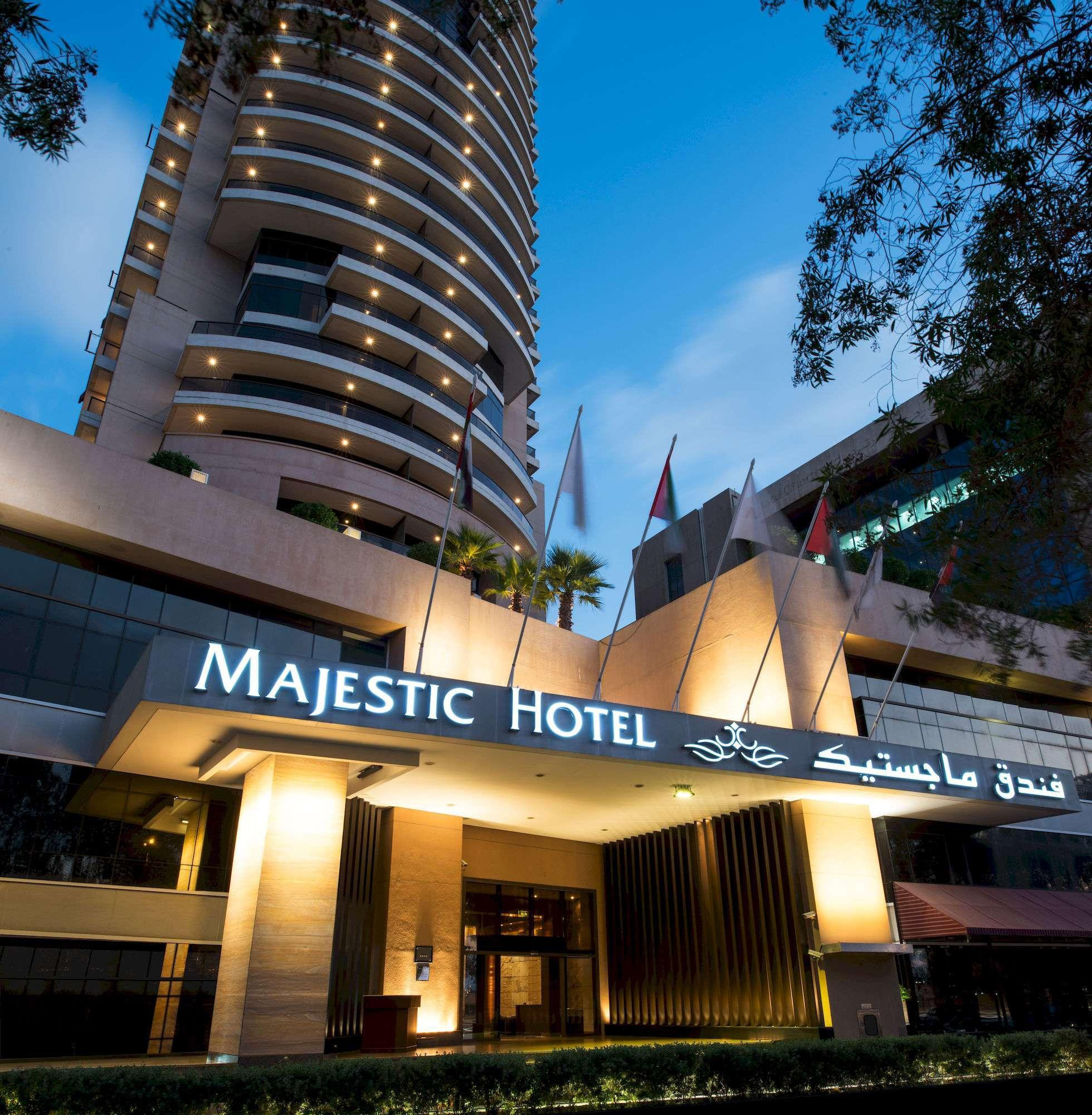 Majestic City Retreat Hotel ( Formerly Majestic Hotel Tower)