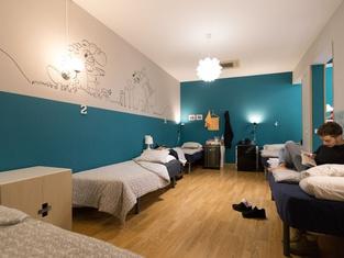 Sungate One Hostel Madrid