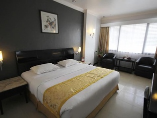 ホテル バンジャマシン インターナショナル