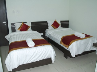 Hotel Sri Jupudy Residency