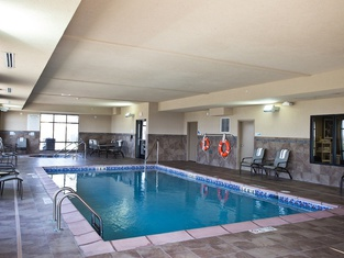 Holiday Inn Express and Suites Urbandale des Moines