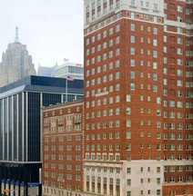 Doubletree Suites By Hilton Hotel Detroit Downtown - Fort Shelby