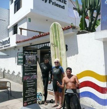My Friend Surf Hostal