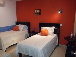 Hotel Catedral Campeche