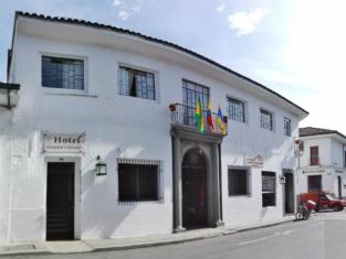 Hotel Alcayata Colonial