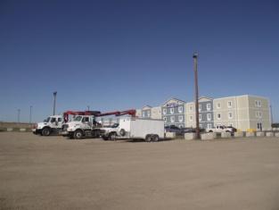 Mobile Motel Williston