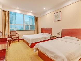 GreenTree Alliance Hotel (Rizhao Huanghai 2nd Road Wanpingkou)