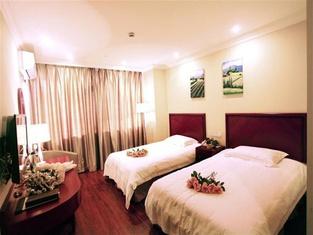 GreenTree Inn Anhui Wuhu Zhongshan Road Pedestrian Street Express Hotel