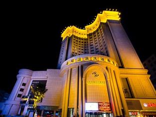 ムー ダン ジアン オリエンタル パール インターナショナル ホテル