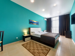 Apart-Hotel Tikhaya Buhta
