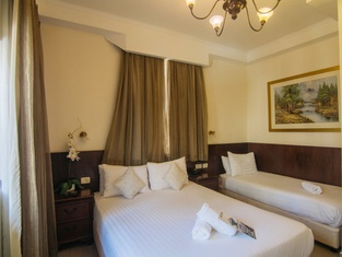 The Bell Boutique Hotel