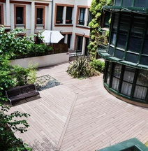 圖盧茲中心公寓酒店