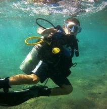 阿拉伯潜水酒店