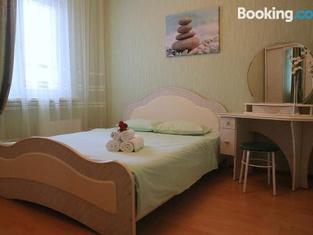 Surgut Apartments Apartments on Tumenskiy Tract 2 Aura