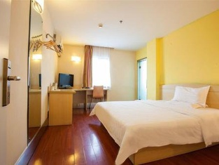 7Days Inn Bazhong Nanchi South Road Phoenix City
