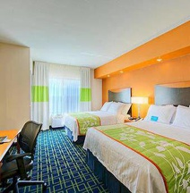 Fairfield Inn Suites El Paso Airport