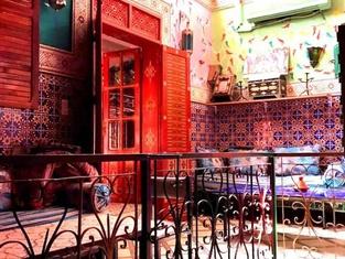 Hostel Riad Marrakech Rouge