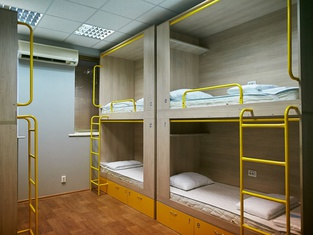 Hello Yellow Hostel